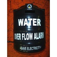 WATER OVER FLOW TANK ALARM WITH VOICE Sound Overflow