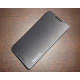 HTC Desire 816 Flip Hard Back Cover Case Black