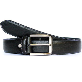 Tops Men's Formal Leather Belt