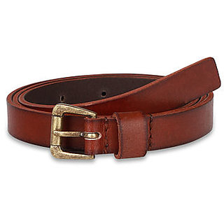 Men's Leather Belt Genuine Leather