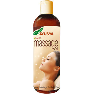 Valeria Massage Oil