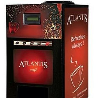 SW- ATLANTIS 3 LANE OPTION VENDING MACHINE