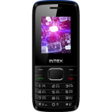 Intex Nano 2S (Black + Red)