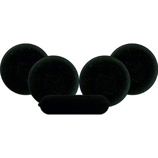 Sheeba Foam Applicator Pad Sponge (5 Pieces)