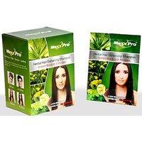 MAXXPRO Herbal Hair Dye Shampoo Instant Black In 5 Minutes.,.,,