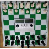 Welkin Chess Clock With Free Chess Mat And Chess Coins....