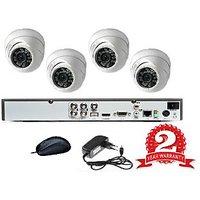 CCTV 4ch DVR CAMERA