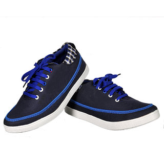 Kewl Instyle Men's Sapphire Casual Shoes