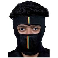 Auto Hub Anti-Pollution Face Mask For Two Wheelers- MultiColor