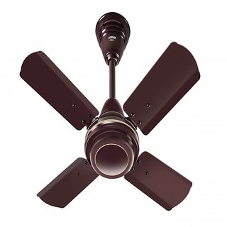 Eveready 600mm Fab M 24 inch Ceiling Fan Brown