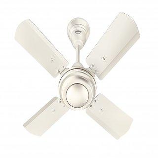 Eveready 600mm Fab M 24 inch Ceiling Fan Cream