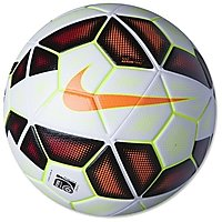 Shoppers Premier League Red/Yellow Football (Size-5)