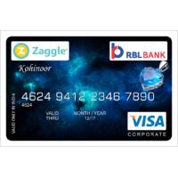 Zaggle Kohinoor Card