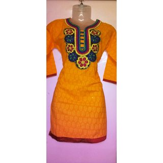 Cotton Kurti Trendy New Collection Very Attractive Kurta