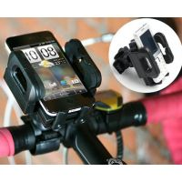 Bike Bicycle Mobile Cell Phone Holder Mount Bracket Universal For All Phones
