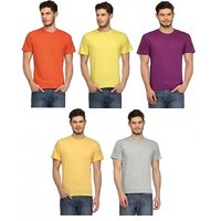 Rico Sordi set of 5 cotton t-shirt (RSW106)