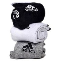 adidas Calf Length Socks 3 Pair