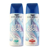 Park Avenue Acti Cool Deo Slush and Chill - For men (Buy one get one)