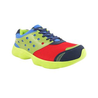 Yepme Swing Sports Shoes - Green & Red