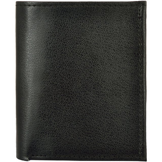 Exotique Mens Black Wallet (WM0010BK)
