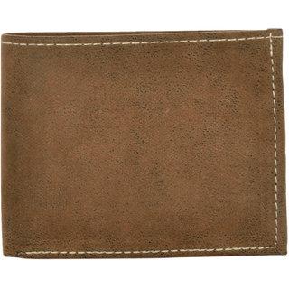Exotique Mens Brown Wallet (WM0012BR)