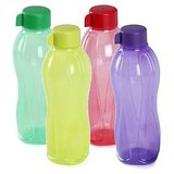 Tupperware Water Bottles 1ltr (set of 4) (different colour or same)