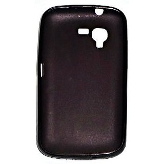 Micromax Bolt A34 Silicone Back Cover available at ShopClues for Rs.125