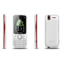 Sansui S281 Dual SIM Mobile Phone - White Red