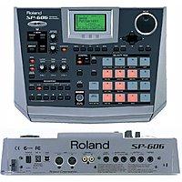 Roland SP-606 , Sampling Workstation