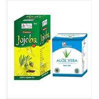 Besure Jojoba Oil With Aloe Vera Hair Gel