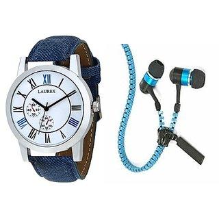 Laurex Analog Round Casual Wear Watches for Men-lx-062-er-002