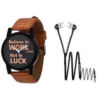 Laurex Analog Round Casual Wear Watches for Men-lx-108-er-006