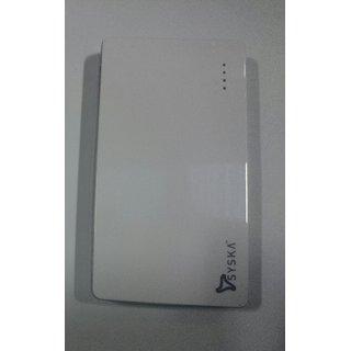SYSKA KIUMI PACK 3000mAh POWER BANK available at ShopClues for Rs.1099