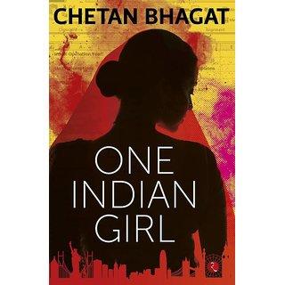 One Indian Girl Chetan Bhagat English Paperback