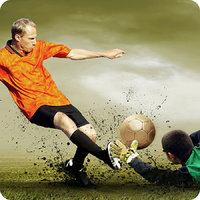 Soccer Game Mouse Pad By Shopmillions