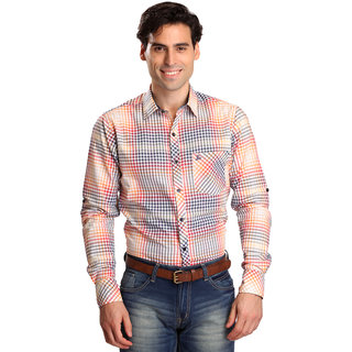 Men's Formal Full Sleeve Shirt Option 18