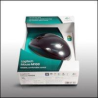 Logitech Optical Mouse M100
