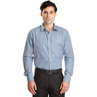 Men's Formal Full Sleeve Shirt Option 28