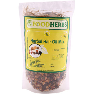 Herbal Hair oil mix for hair care - Jadi Buti (1 pack)