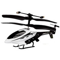 The Flyer'S Bay 3.5 Max Channel Nano Helicopter, White