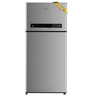 Whirlpool NEO DF258 ROY 2S 245 L Double Door Frost Free Refrigerator - Steel