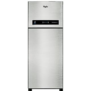 Whirlpool PRO 375 ELT 3S 4S 360 L Double Door Frost Free Refrigerator - Alpha Steel