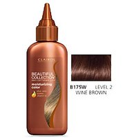 Clairol Professional Beautiful Collection Semi-permanent Hair Color, Wine Brown