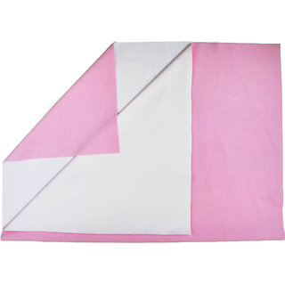 QUICK DRYING SHEET / MAT - FEEL DRY XTRA LARGE - PINK