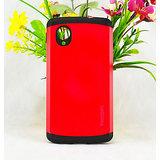 Spigen Slim Armor Case For Google LG Nexus 5 -red Color