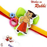 Chhota Bheem Rakhi For Kids
