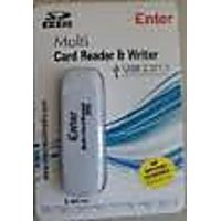 Enter All In One Card Reader White Emc40