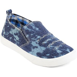 d rock funky blue casual shoes for buy d rock funky