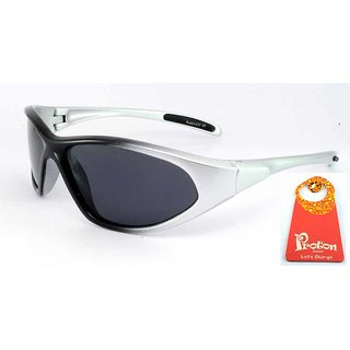 Proton L-02 Kids Sunglasses Grey