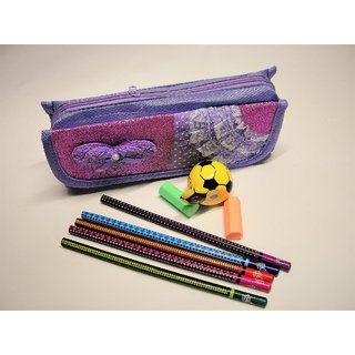 Multi Purpose Pencil Pouch Set To Store Your Valuables